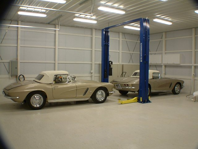 Garage lighting - recessed cans vs florescent - CorvetteForum - Chevrolet Corvette Forum Discussion & Garage lighting - recessed cans vs florescent - CorvetteForum ... azcodes.com